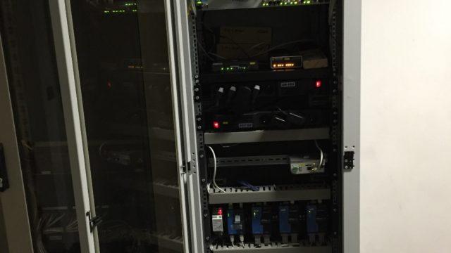 IPECON Komunikačné rozvádzače