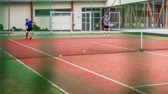 tenisové ihrisko